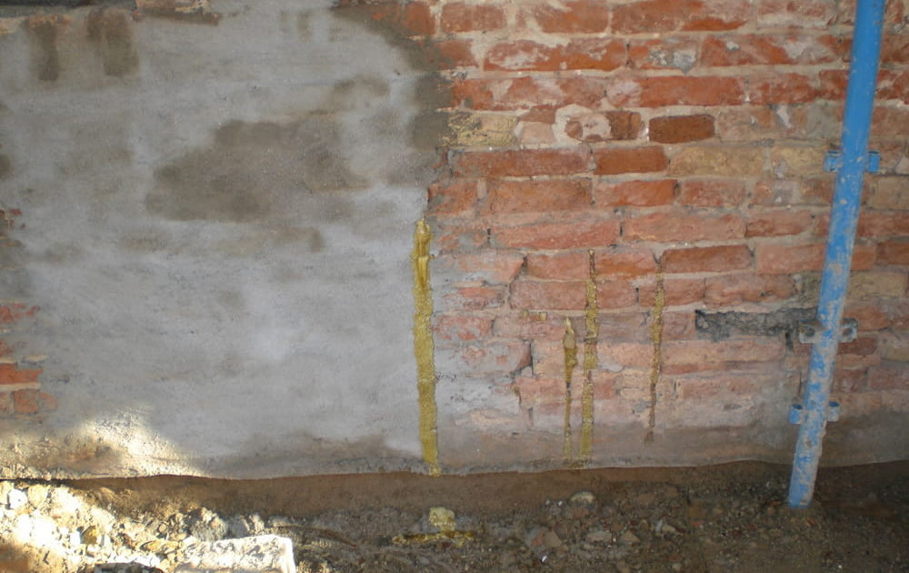 Consolidamento murature